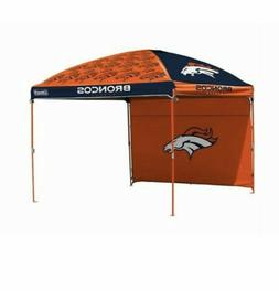 Denver Broncos NFL Canopy Wall Tent Tailgating Beach Picnic