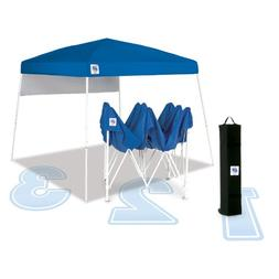 E-Z UP Dm9104Bl 10 x 10 ft. Dome II Blue Outdoor Shelter