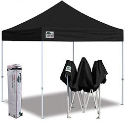 Eurmax Ez Pop up Canopy 10x10 Instant Outdoor Party Portable