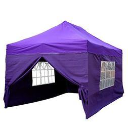 DELTA Canopies 10'x15' Ez Pop Up Canopy Party Tent Instant G