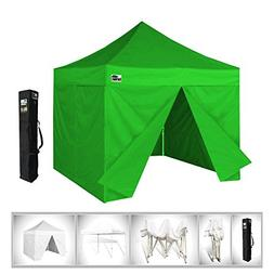 Eurmax 10x10 Pop up Canopy, Party Tent Instant Outdoor Canop