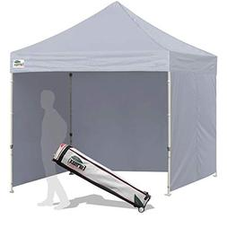 Eurmax 8x8 Feet Ez Pop up Canopy, Party Tent, Commercial Gaz