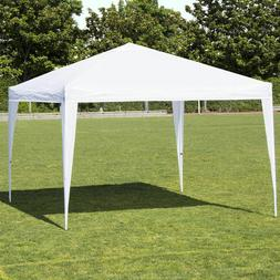 Best Choice Products 10'X10' EZ Pop Up Canopy Tent W/ Carryi