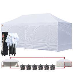 ABCCANOPY 10 X 20 Ez Pop up Canopy Tent Commercial Instant G