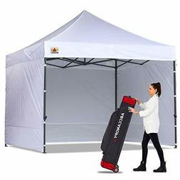 ABCCANOPY 8'x 8' Ez Pop-up Canopy Tent Commercial Instant Te