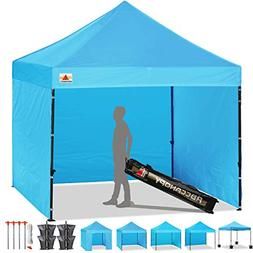 ABCCANOPY  8ft by 8ft Ez Pop up Canopy Tent Commercial Insta