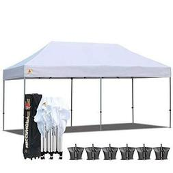 ABCCANOPY PRO-40 10 X 20 Ez Pop up Canopy Tent Commercial In
