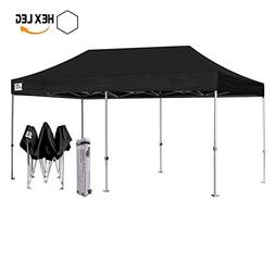 Eurmax 10 x 20 EZ Pop up Canopy Wedding Party Tent Gazebo Sh