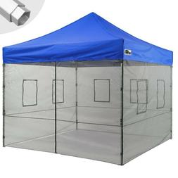 Ez Pop Up Canopy 10x10/10x15/10x20 Food Service Prevent Mosq