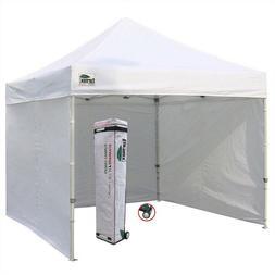 10x10 Outdoor Gazebo Waterproof Shade Tent EZ Pop Up Canopy