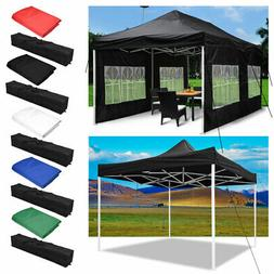 EZ Pop Up Canopy Outdoor Commercial Sunshade Wedding Party I
