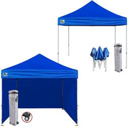 EZ Pop Up Canopy Party Tent 10x10 Wedding Tent Shelter W/N R