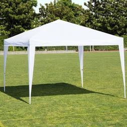 EZ Pop Up Canopy Tent W/ Carrying Case 10x10