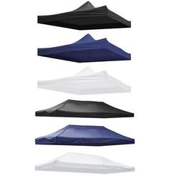 EZ Pop Up Canopy Top Replacement Outdoor Sunshade Tent Cover