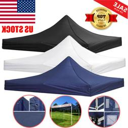 EZ Pop Up Canopy Top Replacement Patio Outdoor Awnings Canop