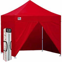 Ez Pop Up Commercial Pop Up Canopy 10x10 Outdoor Instant Par