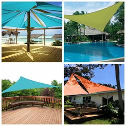 <font><b>Waterproof</b></font> Sun Shelter Triangle Sunshade