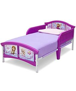 "Disney Frozen ""Anna & Elsa"" Toddler Bed - multi, one size"