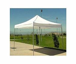 King Canopy FSSHST10WH 10-Feet by 10-Feet Festival Steel Ins