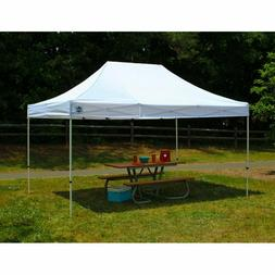 King Canopy FSSHST15WH 10-Feet by 15-Feet Festival Steel Ins