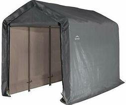 ShelterLogic 6 x 12 ft. Shed-in-a-Box Canopy Storage Shed