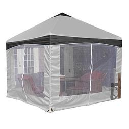 King Canopy 10' X 10' Garden Party Backyard Gazebo- Stone Ga