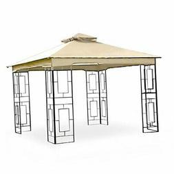 Garden Winds Replacement Canopy for The Garden Treasures Geo
