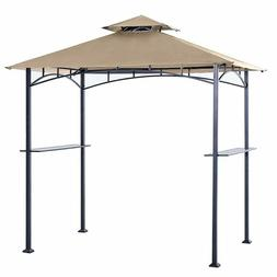 Grill Shelter Canopy roof ONLY FIT for Gazebo Model L-GZ238P