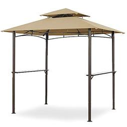 Garden Winds Grill Shelter Replacement Canopy for Model L-GZ