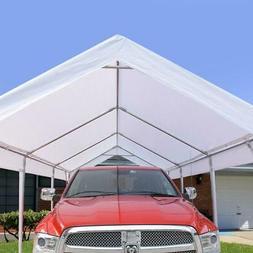 Heavy Duty Carport Garage Outdoor Garden Canopy Car Shelter