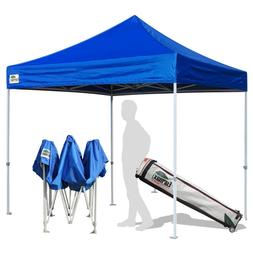 Heavy Duty 10X10 Ez Pop Up Canopy Instant Outdoor Commercial