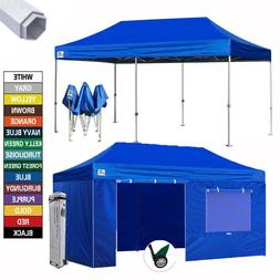 10'x20' Pop Up Canopy Outdoor Gazebo Party Marquee Tent W/N