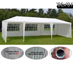 Quictent 10x30 Heavy Duty Outdoor Canopy Party Wedding Tent