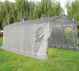 Quictent Snow Shed Suitable for Bad Weather, 20'X11' Heavy D