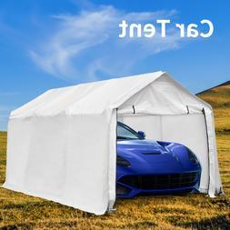 Heavy Duty Steel Carport Canopy Caravan Tent Portable Garage