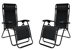 Infinity Zero Gravity Chair , Black