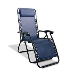 Caravan Sports Infinity Zero Gravity Chair, Blue
