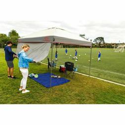 Coleman Instant Canopy with Sunwall 10' x 10' Shelter Outdoo