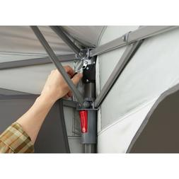 Instant Canopy Sunwall Tent 10x10 for Outdoor Use Sun Shade