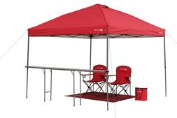 Instant Canopy Tent Set Outdoor Sports Event Table Chairs Co