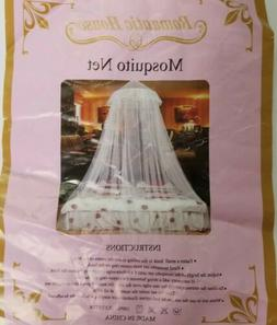 Kids Room Round Dome Lace Bed Canopy Netting Curtain Mosquit