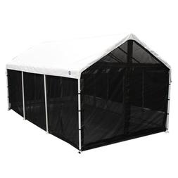 King Canopy King Canopy 10 x 20 ft. Canopy Screen Room with