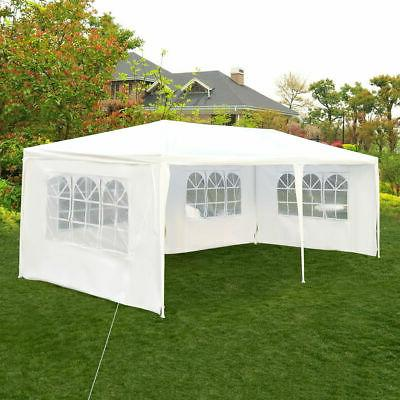Outdoor 10'x20'Canopy Party Wedding Tent Gazebo Pavilion Cat