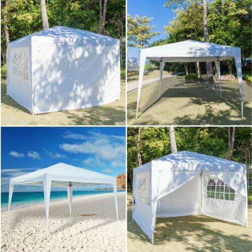 10 x 10 easy pop up gazebo