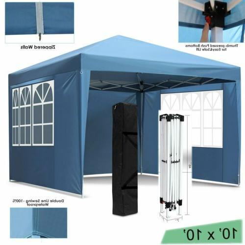 10' x Canopy Party Outdoor BBQ Waterproof