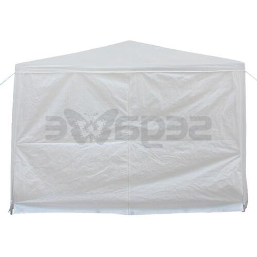 10'x10' Sidewall with White