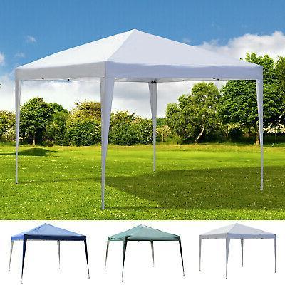 10 x 10 pop up gazebo canopy