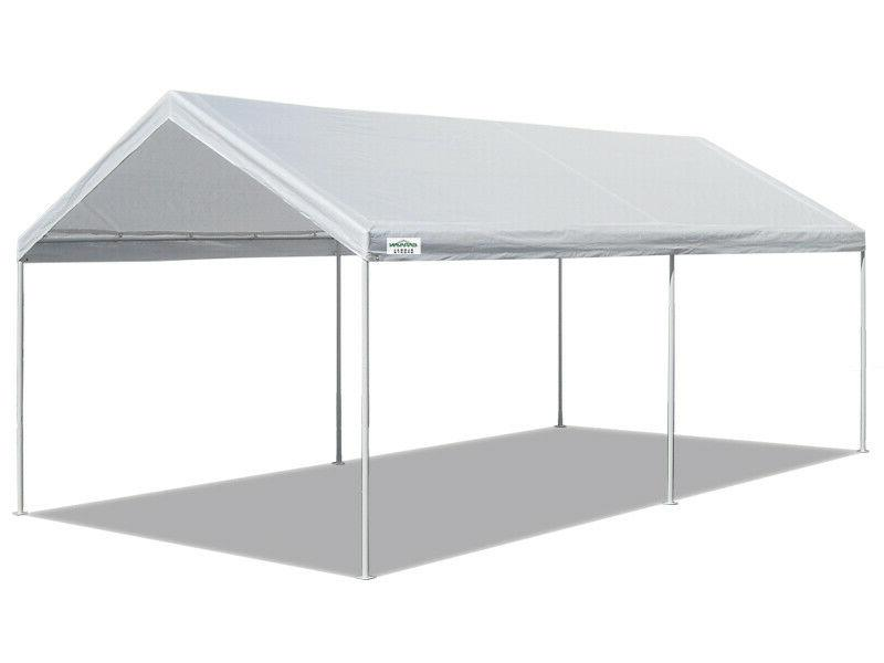 Caravan Canopy 10' X 20' Auto Shelter Tent Carport Garage Du