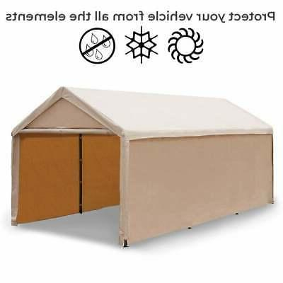 Abba 10 Canopy Carport/Shelter,