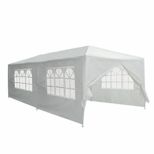 10'x 20' Party Tent Wedding Canopy Sides Removable Wall